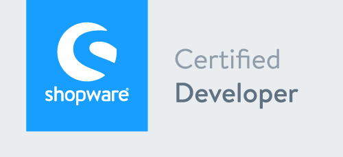 Shopware Zertifikat - Developer
